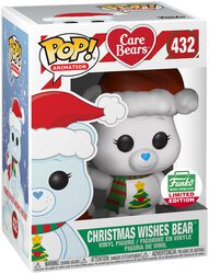 Christmas Wishes Bear (Funko Shop Europe) vinylfigur 432