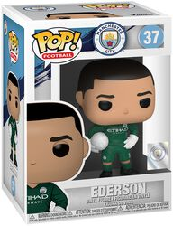 Football Manchester City - Ederson vinylfigur 37