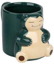 Snorlax - 3D-mugg