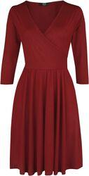 RED Omlottklänning