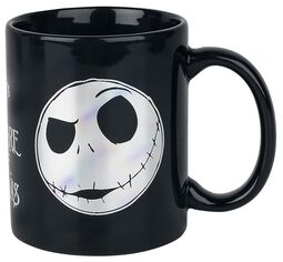 Jack Face - Mugg med folietryck