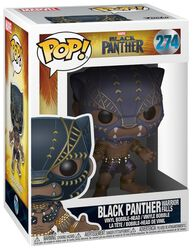 Black Panther Warrior Fall vinylfigur 274