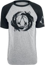Valhalla - Logo & Raven