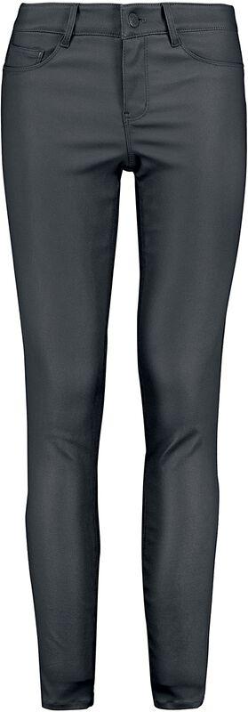 Ladies Skinny 5 Pocket Trousers