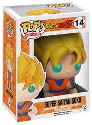 Z - Super Saiyan Goku vinylfigur 14