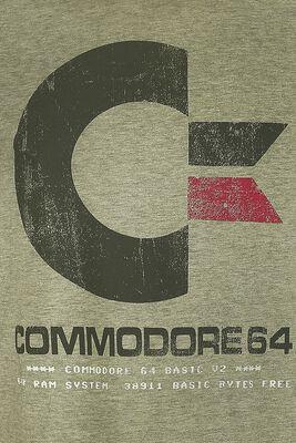 C64 Logo - Vintage
