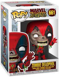 Zombies - Zombie Deadpool vinylfigur 661