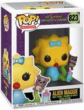 Alien Maggie vinylfigur 823