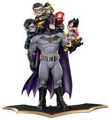 Q-Master MAX (Diorama) Batman - Family