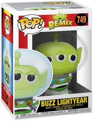 Buzz Lightyear vinylfigur 749