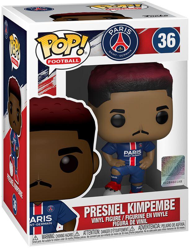 Football Paris Saint-Germain - Presnel Kimpembe vinylfigur 36