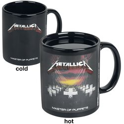 Master Of Puppets - Heat-Change Mug