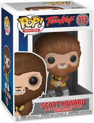 Teen Wolf Scott Howard vinylfigur 77a