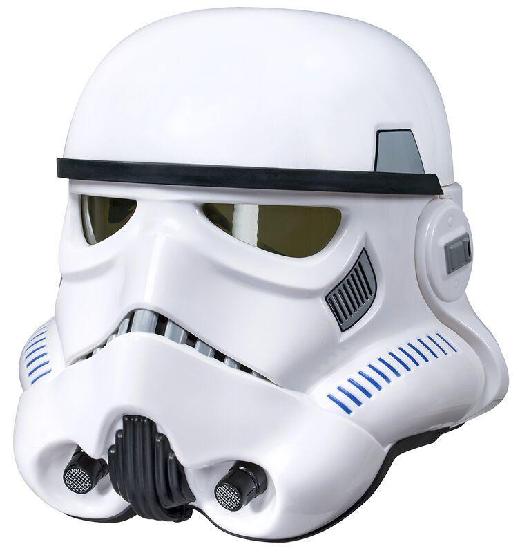 The Black Series - Storm Trooper - Electronic Helmet