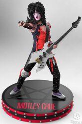 Nikki Sixx Rock Iconz Statue
