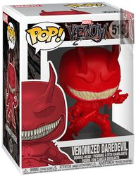 Venomized Daredevil vinylfigur 513