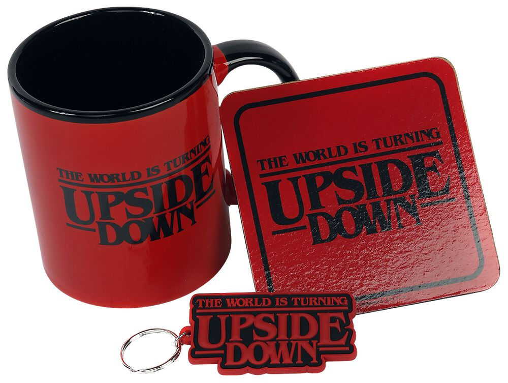 The World Is Turning Upside Down - presentset