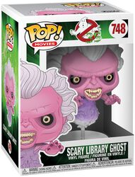 Scary Library Ghost vinylfigur 748