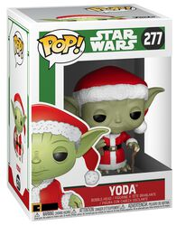 Holiday Santa Yoda vinylfigur 277