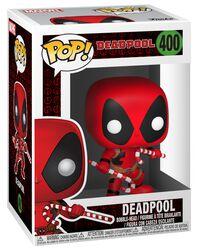 Deadpool (Holiday) vinylfigur 400