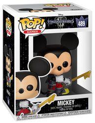 3 - Mickey vinylfigur 489