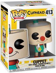 Cuppet Vinyl Figure 413