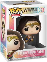 1984 - Wonder Woman Flying vinylfigur 322