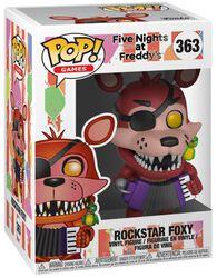 Rockstar Foxy vinylfigur 363