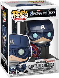 Captain America vinylfigur 627