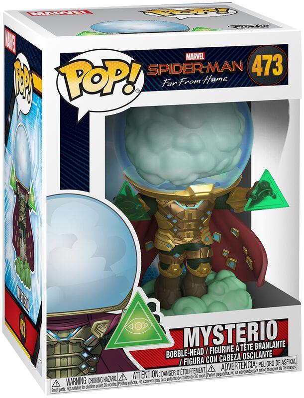 Far From Home - Mysterio vinylfigur 473
