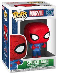 Spider-Man (Holiday) vinylfigur 397