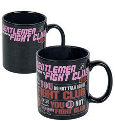 Rules - Heat-Change Mug