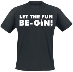 Let The Fun Be-Gin!