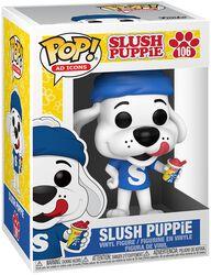 POP Ad Icons: Icee - Slush Puppie vinylfigur 106