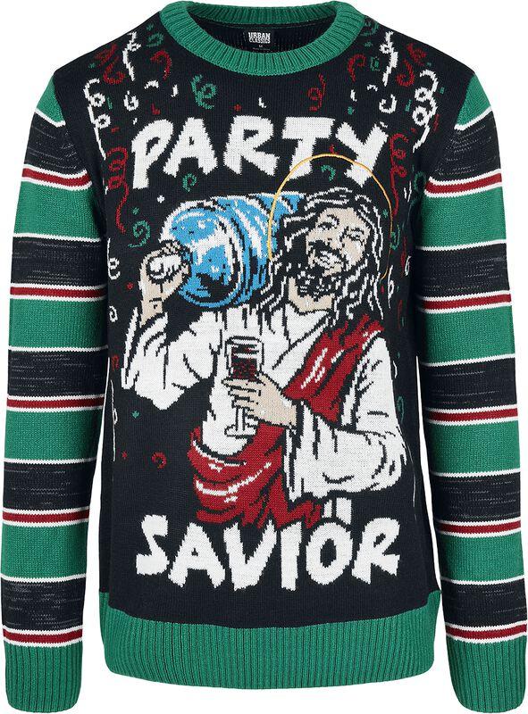 Saviour Christmas Sweater