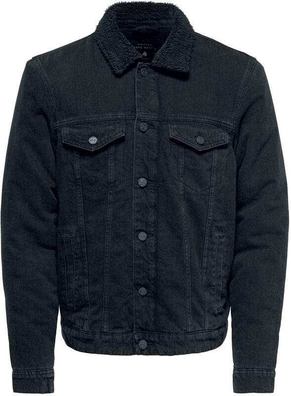 Jeans Jacket with Soft lining Louis Jacket