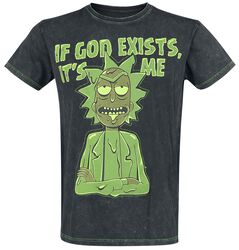 If God Exists, It's Me