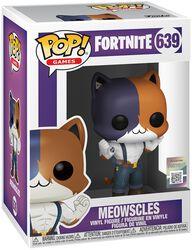 Meowscles vinylfigur 639