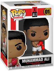 Muhammad Ali vinylfigur 01