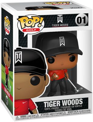 Tiger Woods vinylfigur 01