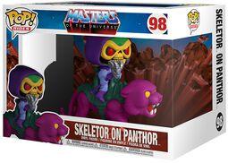 Skeletor on Panthor (Pop! Rides) vinylfigur 98