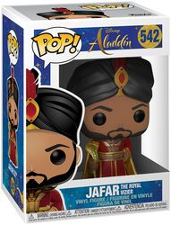 Jafar the Royal Vizier vinylfigur 542