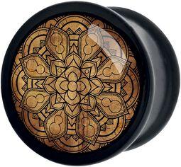 Wood Mandala