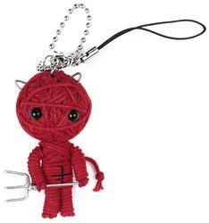 Voodoo Demon - nyckelring