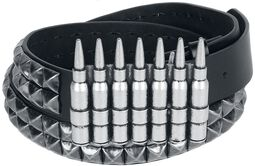 Two-Row Belt with Bullet Shells