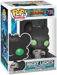 3 - Night Lights vinylfigur 726