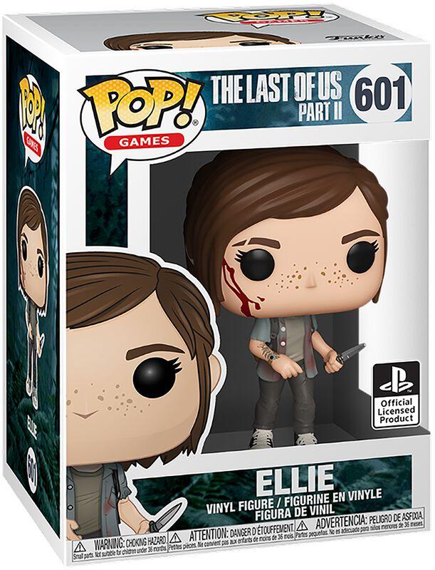 Ellie vinylfigur 601