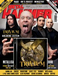 Metal Hammer - Oktober 2021 - inkl. CD DEADMEN AND DRAGONS