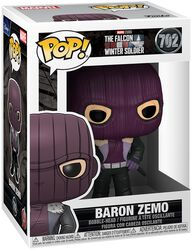 Baron Zemo vinylfigur 702
