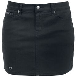 Studded Miniskirt